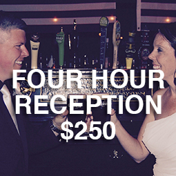 Four Hour Reception